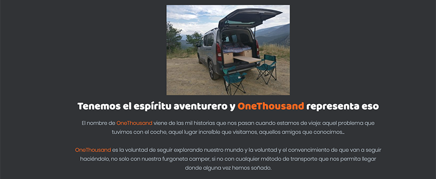 One Thousand Campers